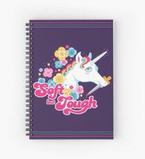 Soft but Tough Spiral Notebook