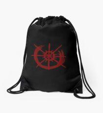 Daemon Territorial Sigil Drawstring Bag