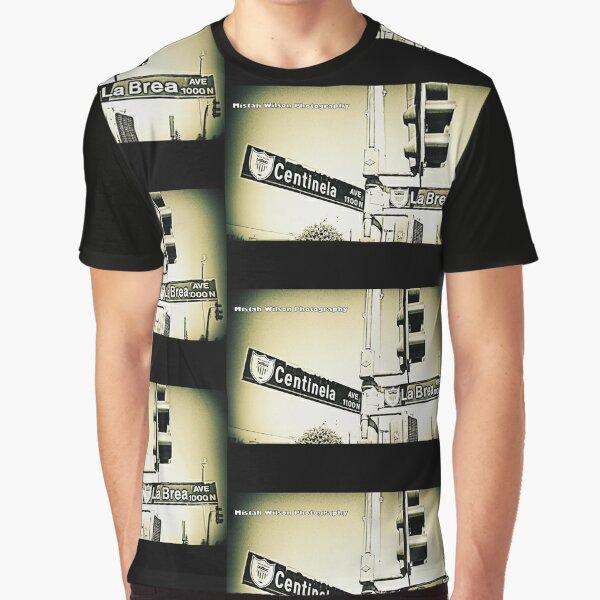 Centinela & La Brea2 Inglewood CA by Mistah Wilson Photography Graphic T-Shirt