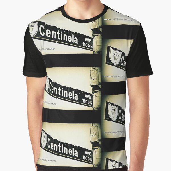 Centinela Avenue2 Inglewood CA by Mistah Wilson Photography Graphic T-Shirt