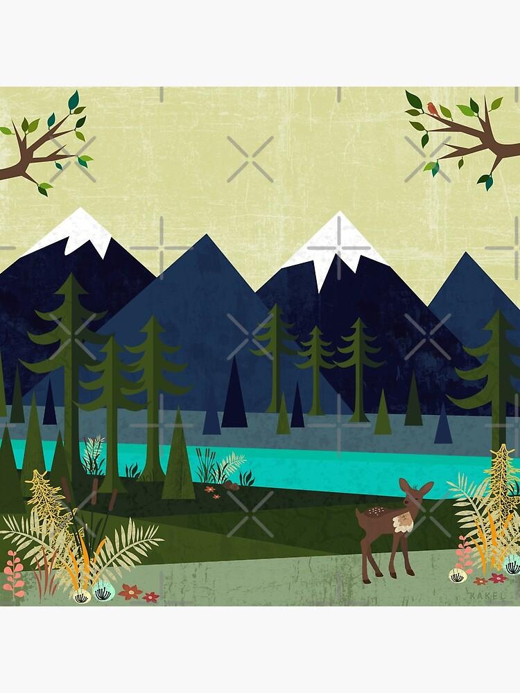 March by Kakel