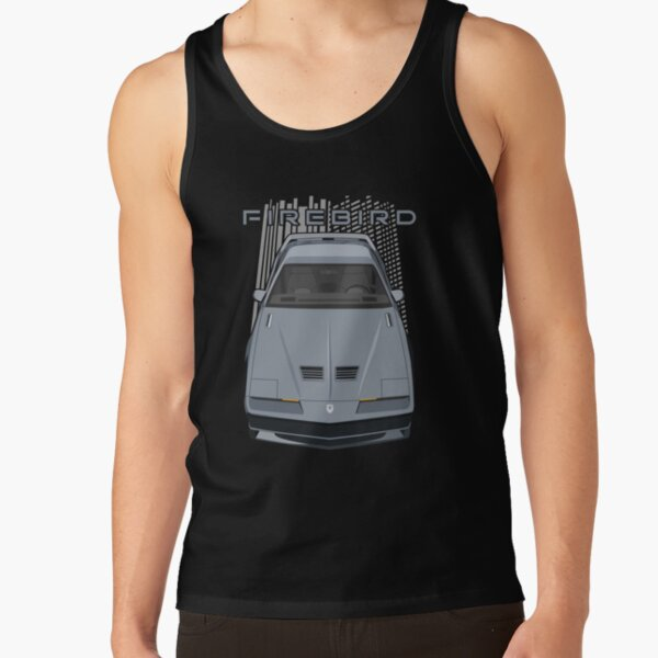 Knight Rider Kitt Tank Top Hasselhoff 80s AUTO David Sport Estate Retrò Vintage