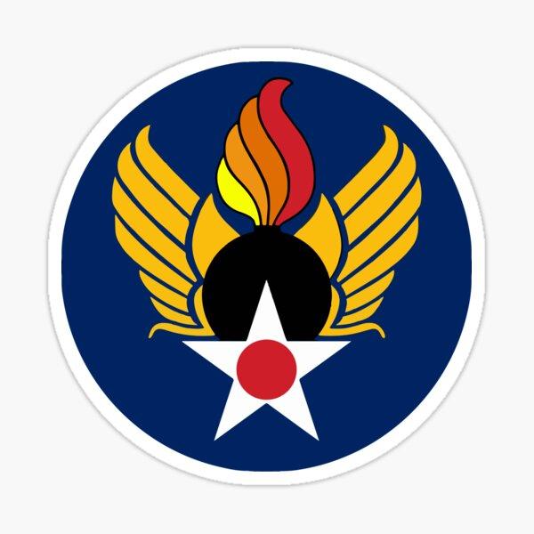 USAF AMMO Pisspot Sticker