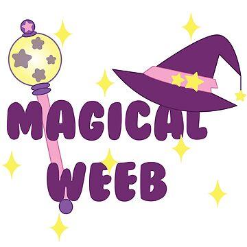 Magical Weeb by xanimekingdomx