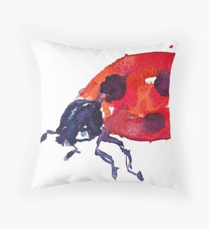 BAANTAL / Pollinate / Ladybird Floor Pillow