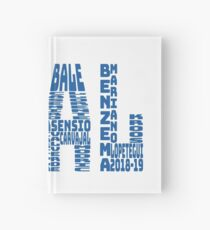 Real Madrid 2018 - 2019 Hardcover Journal
