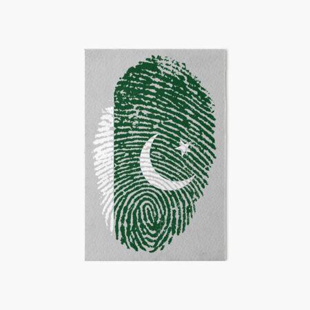Identity Pakistan Art Board Print