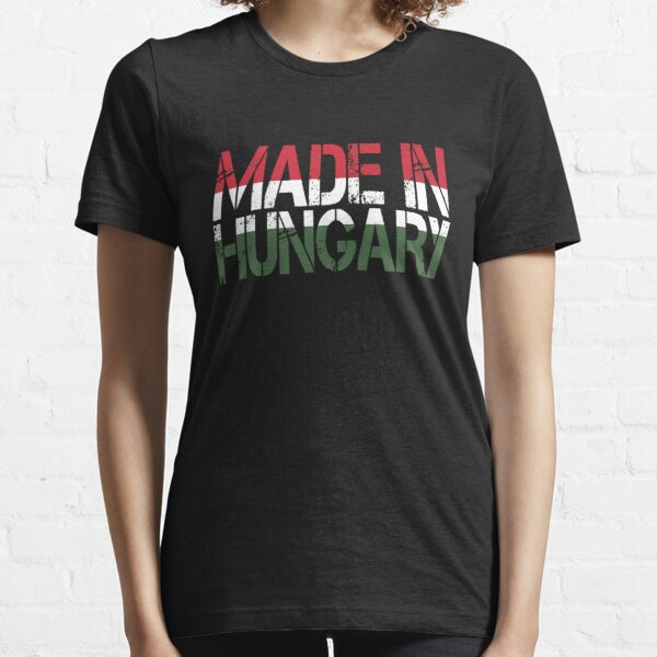 hommes ou femmes hongrois Budapest La Hongrie Home T-shirt trouver votre propre pays