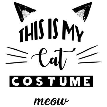 This is my cat costume by shorouqaw1