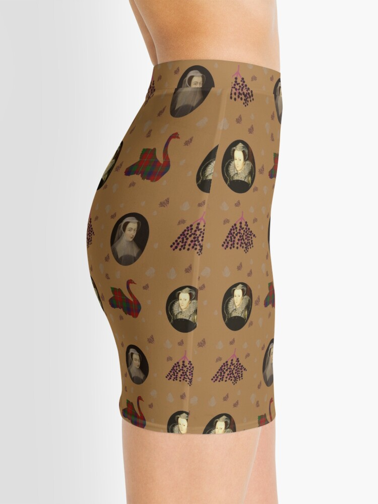 Alternate view of Mary Queen of Scots Mini Skirt
