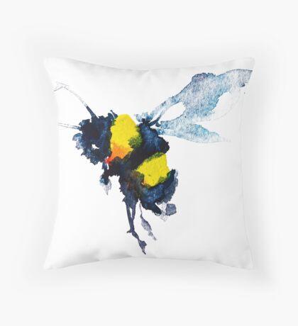BAANTAL / Pollinate / Bee Throw Pillow