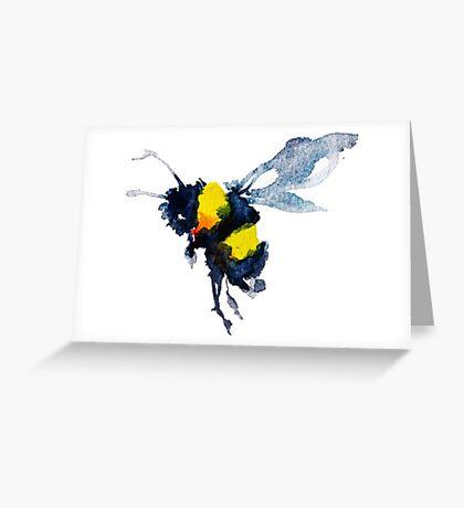 BAANTAL / Pollinate / Bee Greeting Card