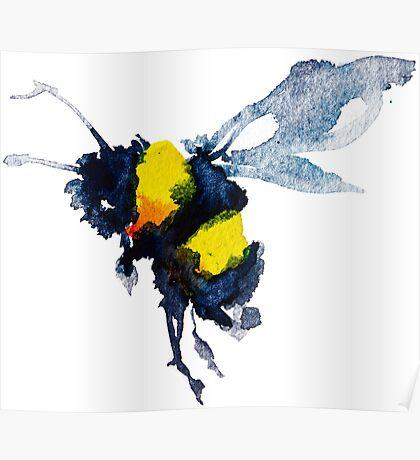 BAANTAL / Pollinate / Bee Poster