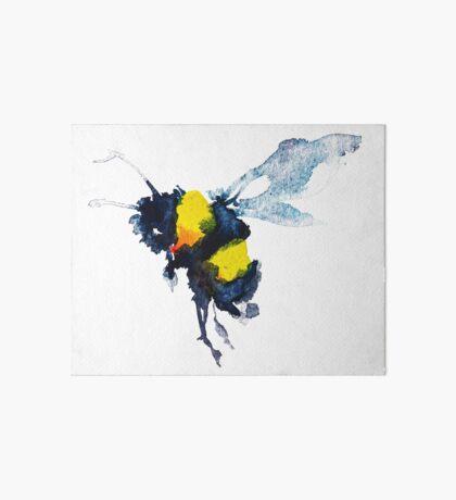 BAANTAL / Pollinate / Bee Art Board Print