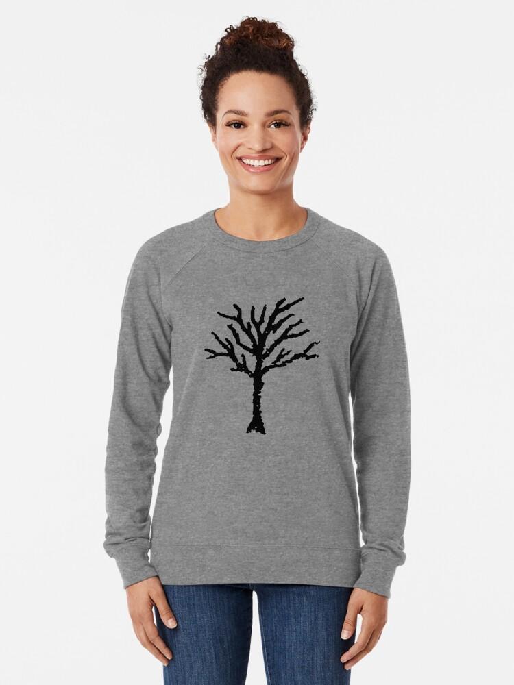 Alternate view of XXXTENTACION TREE Lightweight Sweatshirt