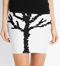 XXXTENTACION TREE Mini Skirt