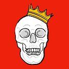 Skull & Crown by Adam Regester
