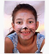 """""""I am a CAT"""" Poster"""