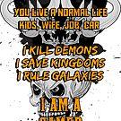 I am a gamer by creepyjoe