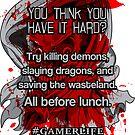 GamerLife by creepyjoe