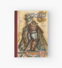Dreaming Cover Art: Trolls Hardcover Journal