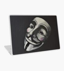 V is for Vendetta Laptop Skin