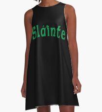 Slainte A-Line Dress