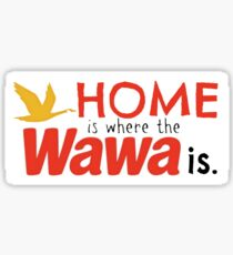 Wawa Sticker Sticker