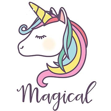 magical unicorn by Jonysquad