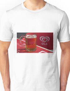 Ola ! Sagres Beer Unisex T-Shirt