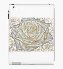 Rose; All Dressed Up iPad Case/Skin