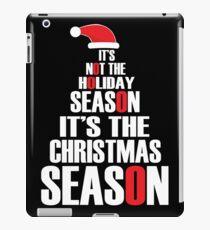 Christmas Season Holiday iPad Case/Skin