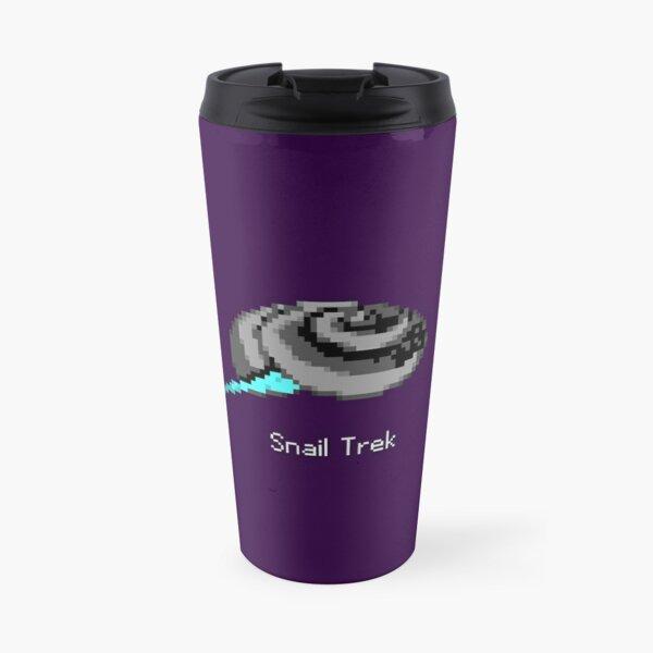 Snail Spacecraft from Snail Trek Travel Mug