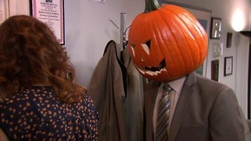 Halloween Stickers Aesthetic.The Office Halloween Aesthetic Tumblr By Kelsey Woods