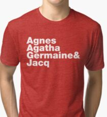Just a Friend Tri-blend T-Shirt