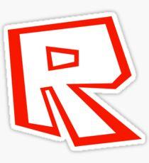 ROBLOX Classic 'R' Sticker