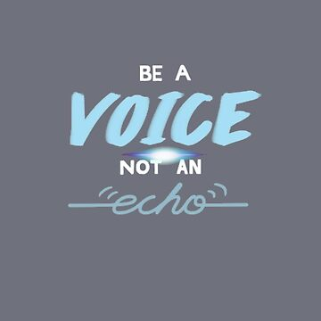 Be a voice by PanQueenofNerds