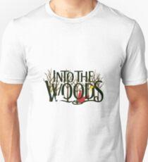 Camiseta ajustada En el bosque