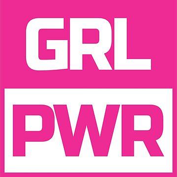 Grl Pwr by NVDesigns