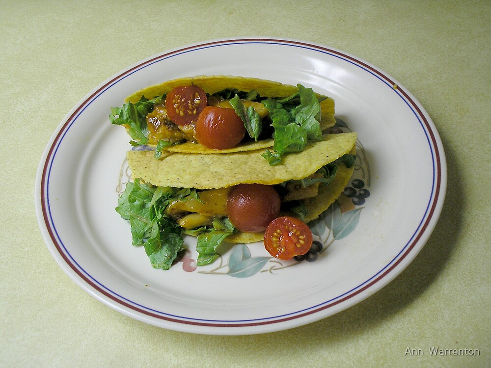 Tamale Taco's by Ann  Warrenton