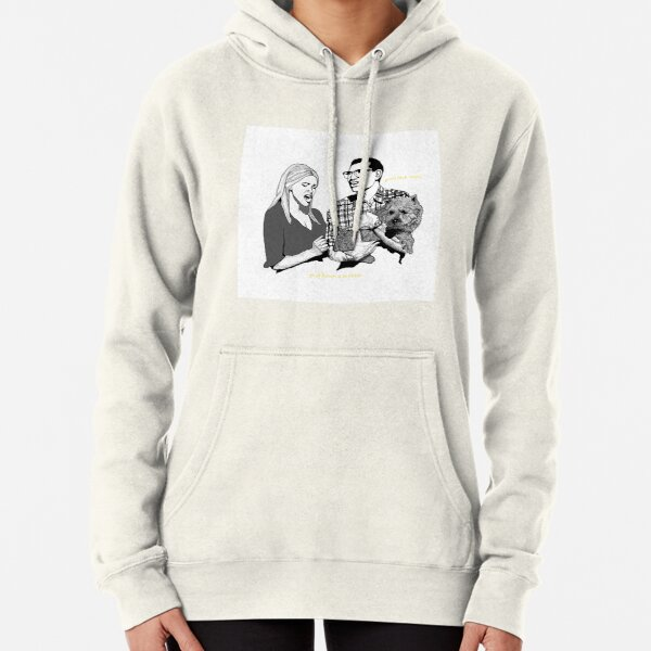 god loves a terrier Pullover Hoodie