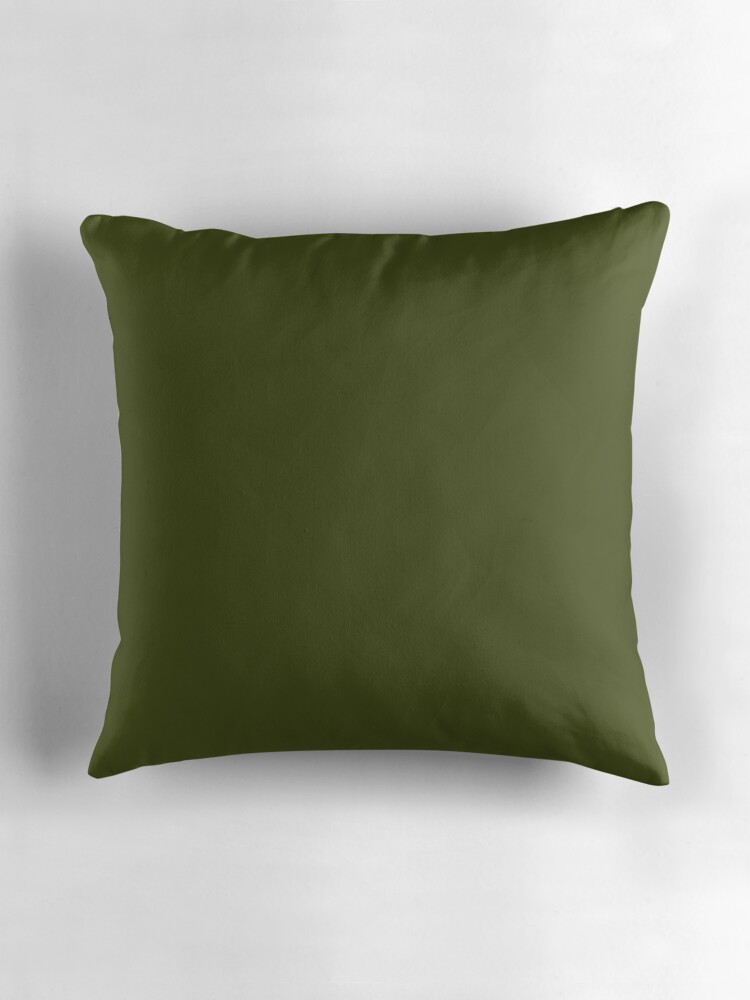Plain Canvas Pillow Cases