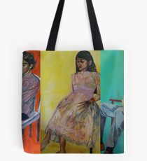 omar, ahn-thu and dr. weiss Tote Bag