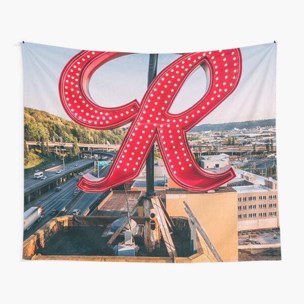 "Rainier ""R"" Tapestry"