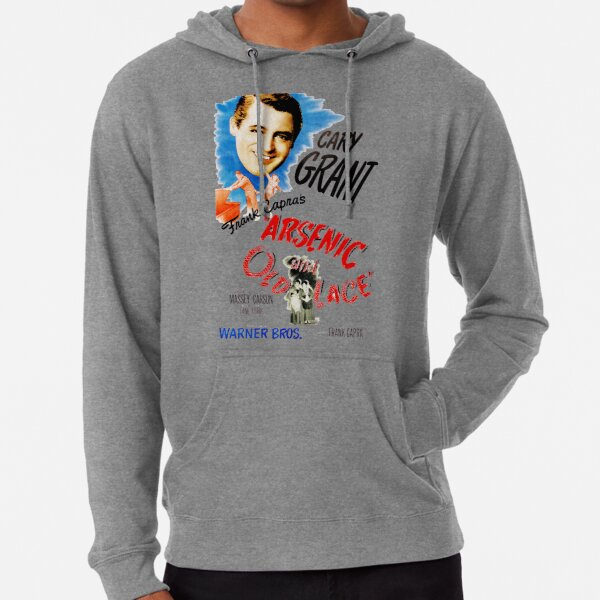 Arsenic and Old Lace Lightweight Hoodie