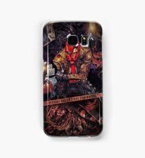 Red Hood - Everyone Has To Start Somewhere Samsung Galaxy Case/Skin