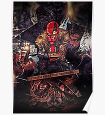 Red Hood - Everyone Has To Start Somewhere Poster