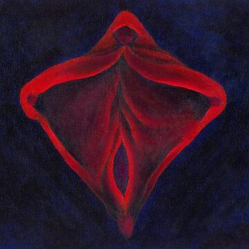 Primis Tenebris (Religious Iconography 2) by Ceconner92