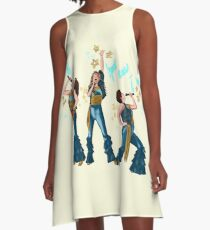 My my How con I resist you A-Line Dress