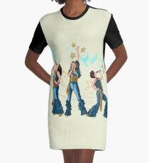My my How con I resist you Graphic T-Shirt Dress